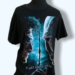 Harry Porter It all ends here T-Shirt